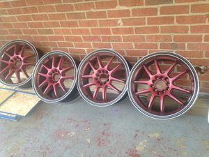 Rims for sell #17 for Sale in Adelphi, MD