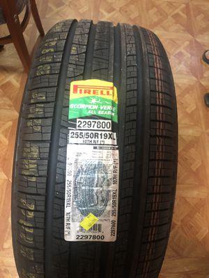 255/50/19 new pirelli verde run flat price firm 150 for Sale in Falls Church, VA