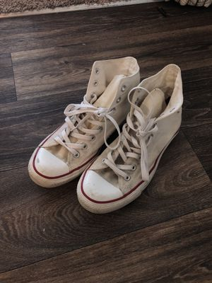 Converse all star shoes for men's size 8 for Sale in San Diego, CA