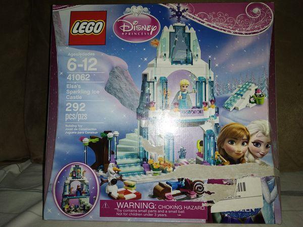 LEGO 41062 Disney's Frozen Castle Elsa's Sparkling Ice New Sealed