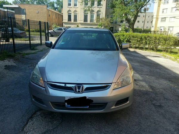 Honda Accord 2006 Rebuild Le 163milleage With No Problem Drives Good
