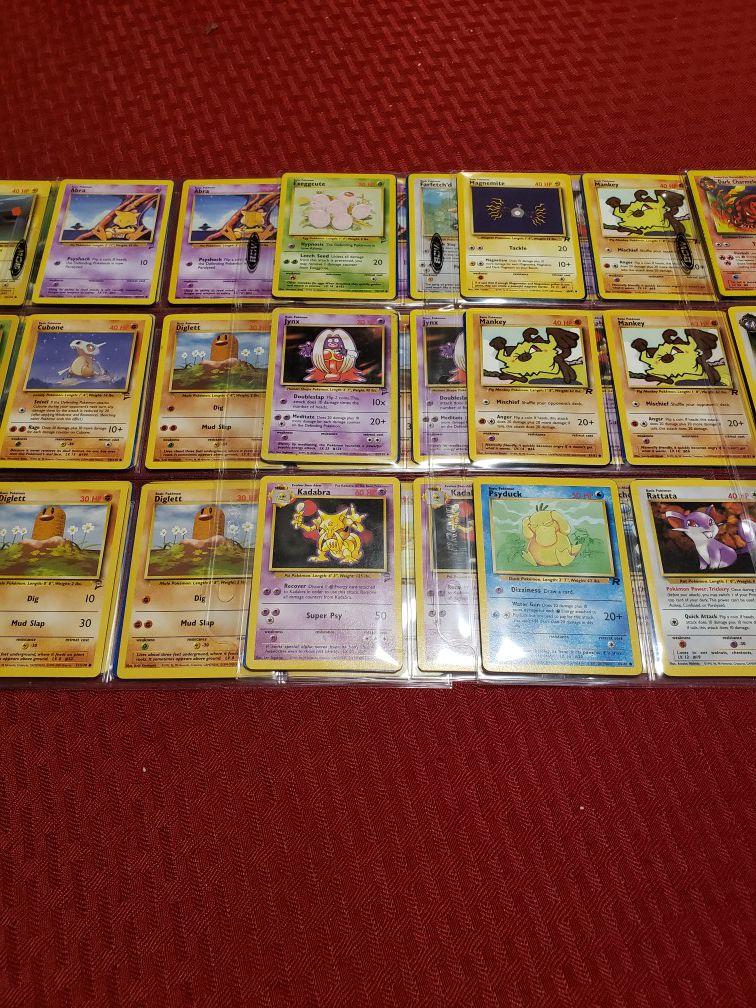 Miscellaneous Pokemon card collection