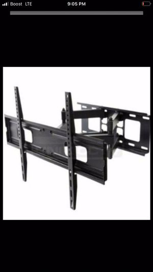 Photo 😀Brand New Heavy Duty Good Quality TV Wall Mount for 32-70″ LED, LCD, OLED,4k,curve, and Plasma Flat Screen TV with Full Motion ,Brand New Heavy Dut