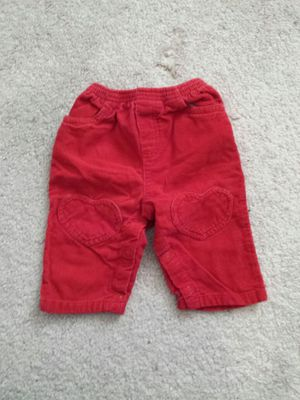 3-6 Month Red Pants for Sale in Spanaway, WA