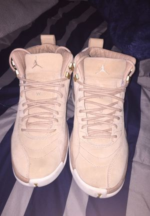 brand new fd568 3565a best price jordan 12 rosa gold 35c19 bf195