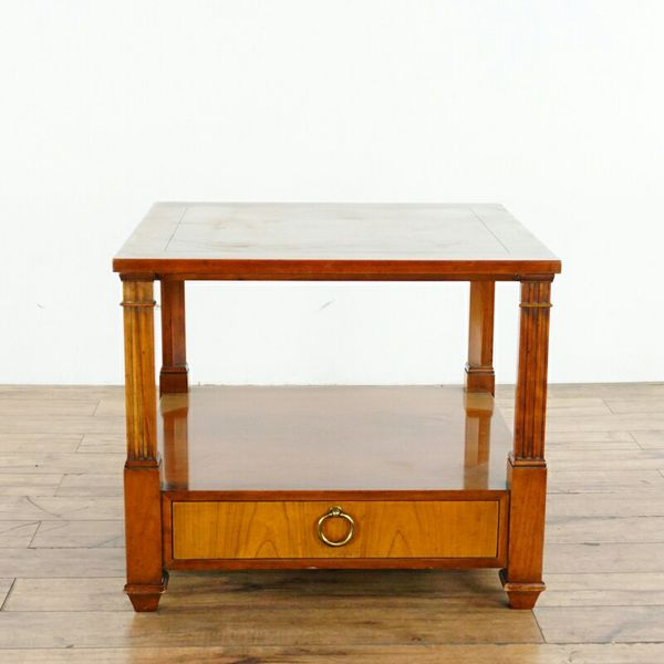Baker Furniture End Table 1017383 South San Francisco