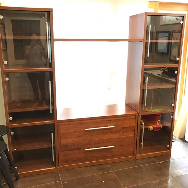 Entertainment center ikea docent for sale in orlando fl for Ikea meubles orlando floride