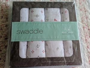 Aden and Anais swaddle blankets for Sale in Frederick, MD