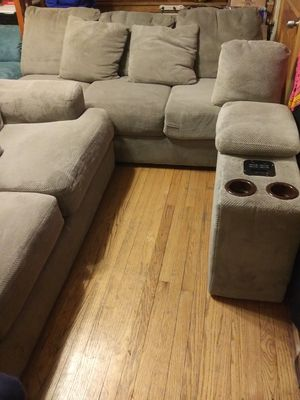 Set of sofas in good conditions for Sale in Cicero, IL