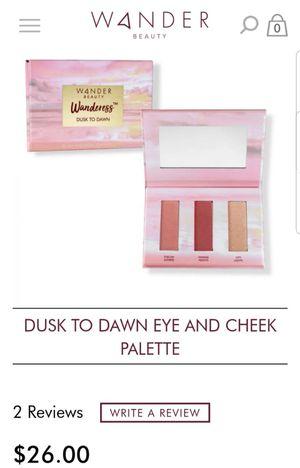 Wander Beauty Dusk to Dawn palette for Sale in Manassas, VA