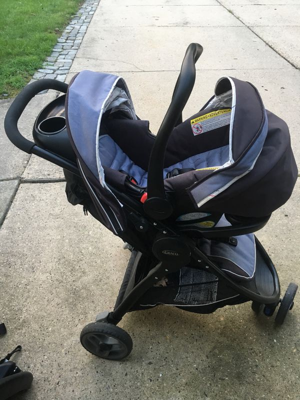 Graco Car Seat Stroller Combo For Sale In Evesham Township Nj Offerup