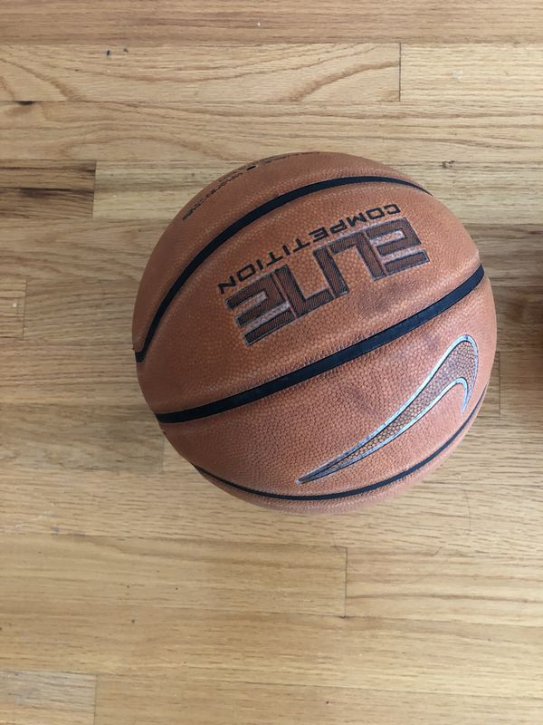 0d457313aacf Nike Elite Competition Basketball for Sale in Daly City