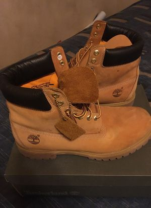 Timberland boots size 12 with box for Sale in Denver, CO