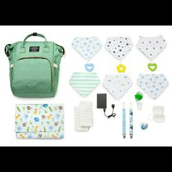 Diaperbag With USB port Thumbnail
