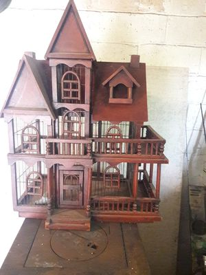 Vintage bird cage for Sale in Federal Way, WA