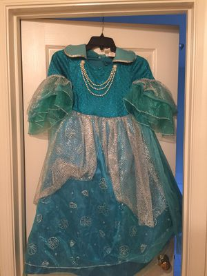 Mermaid Inspired Halloween Costume for Sale in Centreville, VA