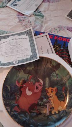 Disney's The Bradford Exchange Lion King Thumbnail