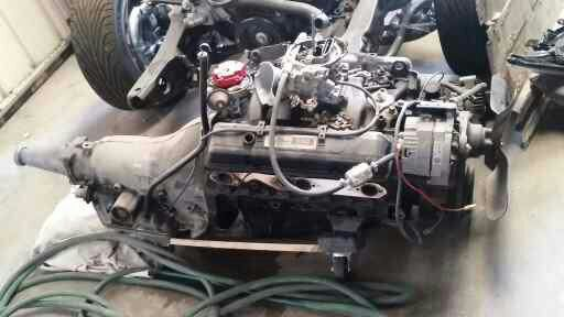 chevy 350 motor turbo 350 transmission for sale in sacramento ca offerup. Black Bedroom Furniture Sets. Home Design Ideas