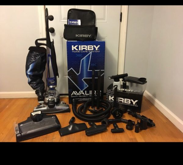 Kirby Avalir 2 Home Cleaning System For Sale In Denver Co