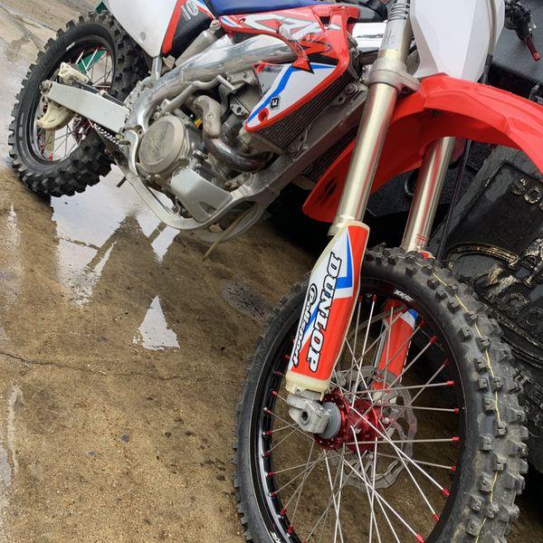 2002 honda crf 450