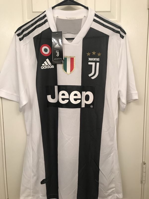 a3c4a1958 RONALDO  7 JUVENTUS AUTHENTIC ADIDAS CLIMACHILL JERSEY for Sale in Del Rey