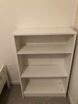 "BILLY Bookcase, white, 31 1/2x11x41 3/4 "" Moving Sale for Sale in Bethesda, MD"