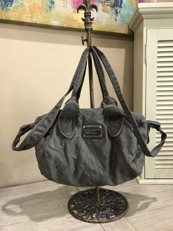 072ee9b3c1 AUTHENTIC - Marc Jacobs Nylon Workwear Hobo Bag for Sale in Gilbert ...
