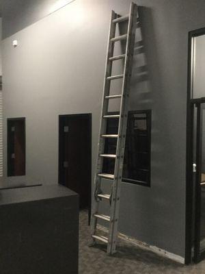 Werner Super Tall Extension Ladder up to 22 ft for Sale in Windermere, FL