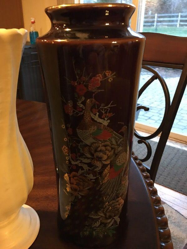 Lot of 3 vases 1 Haeger