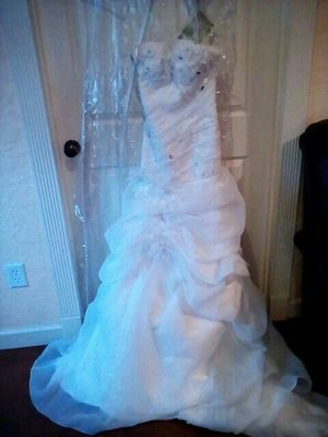 New and used Wedding dresses for sale in Anniston, AL - OfferUp