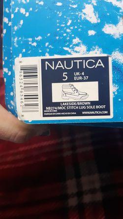 Nautica boys boots Thumbnail