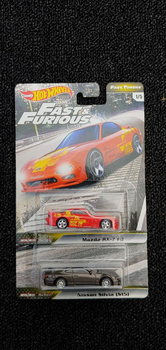 FAST & FURIOUS. FAST TUNERS