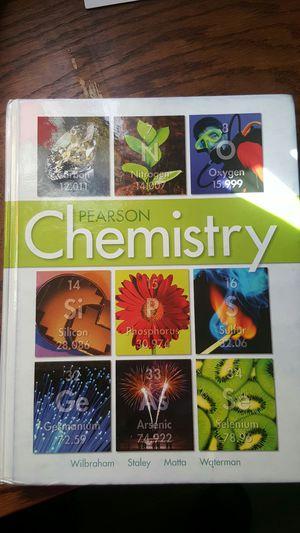 Pearson Chemistry textbook for Sale in Philadelphia, PA