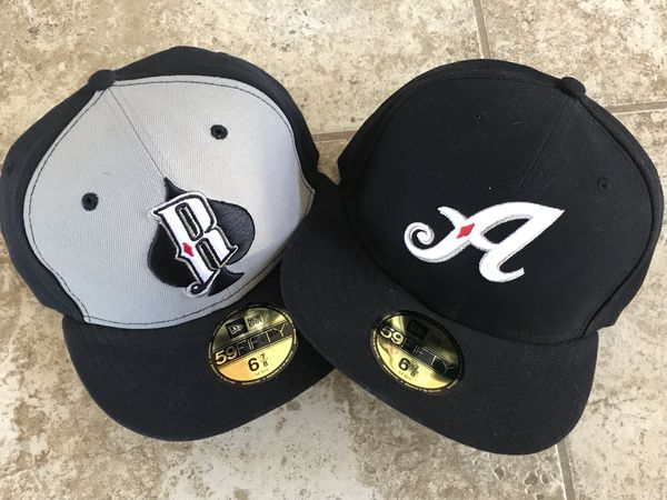 BRAND NEW RENO ACES NEW ERA FITTED 5950 HATS for Sale in Tempe, AZ - OfferUp