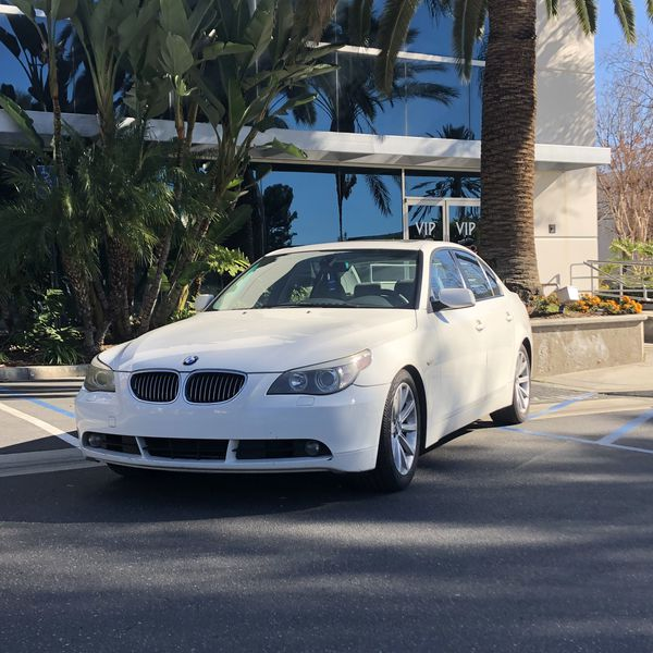 Bmw 5 Series For Sale Wa: 2006 BMW 5 Series For Sale In Rancho Cucamonga, CA