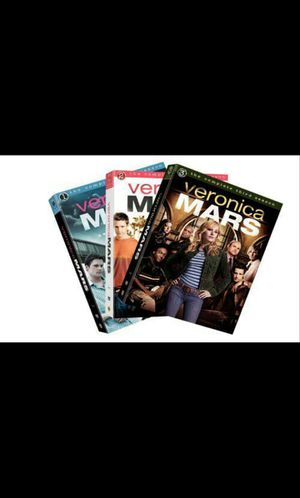Veronica Mars seasons 1, 2 & 3 for Sale in Seattle, WA