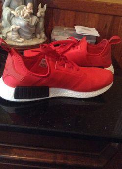 Adidas NMD Red Thumbnail