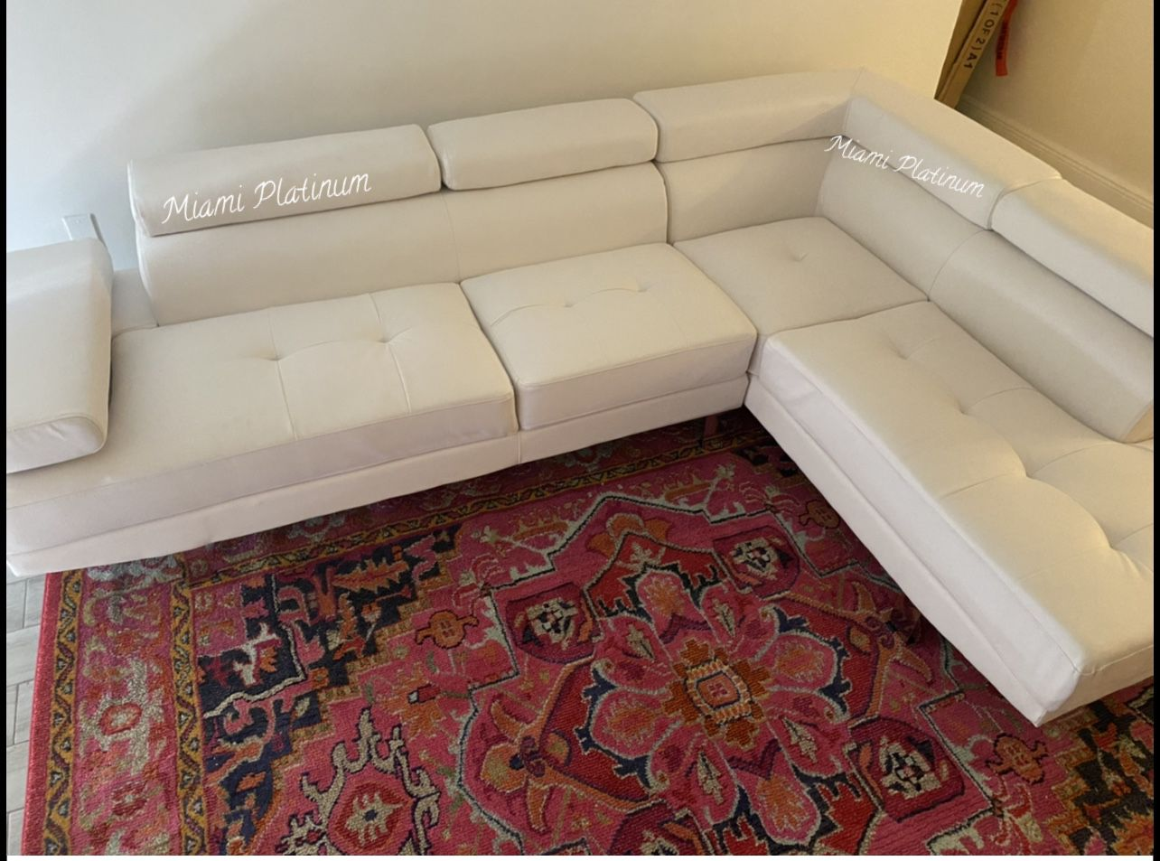 Sectional /// Financing Available