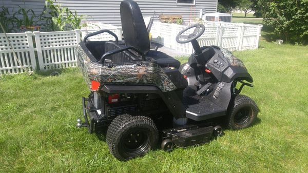 Raven Hybrid Riding Mower Golf Cart Generator Utv