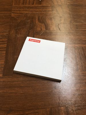 supreme post-it for Sale in Alexandria, VA