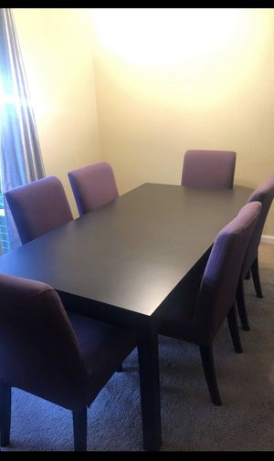 Round Table Pleasanton Ca.New And Used Dining Table For Sale In Santa Clara Ca Offerup