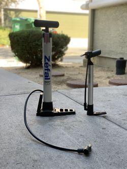 Bike pumps Thumbnail