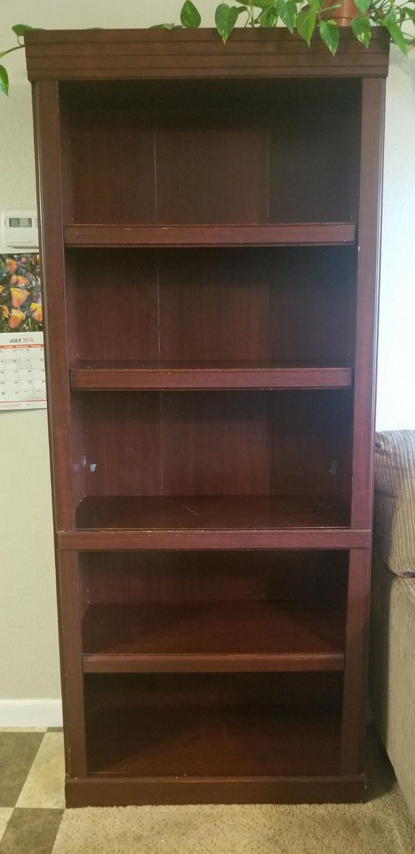 6 Foot Tall Bookcase Furniture In Tulsa OK