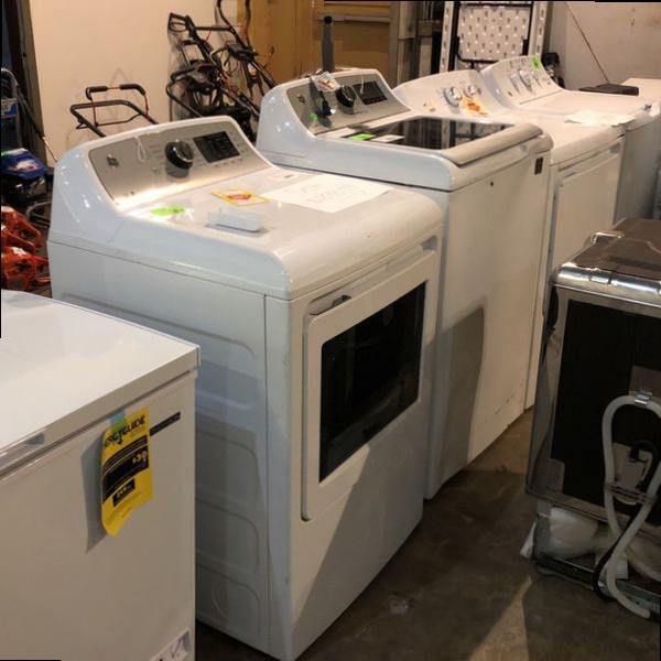 Washer And Dryer Liquidation W62 Q