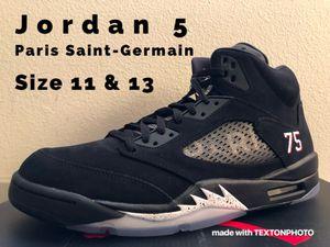 275938b4b413 Jordan 5 PSG Paris Saint-Germain - Size 13 - Brand New DS for Sale