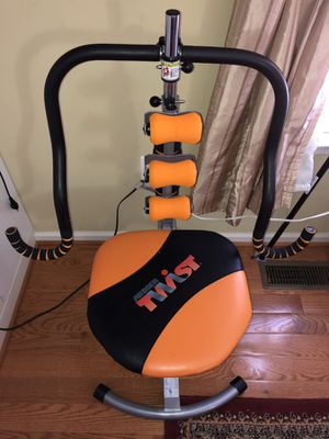 Twist chair exercise for Sale in Sterling, VA