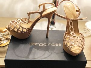 Brand New Gorgeous Sergio Rossi High Heel Shoes! for Sale in Miami, FL