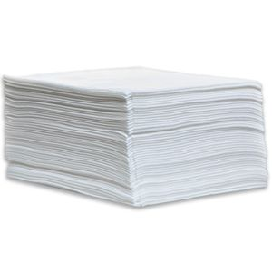 """White Large Disposable Towels, size 31.5"""" x 15.75"""" (80cm x 40cm), 50 towels for Sale in Derwood, MD"""