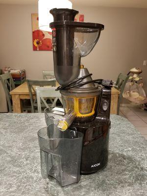 Slow juicer, used for sale  Broken Arrow, OK