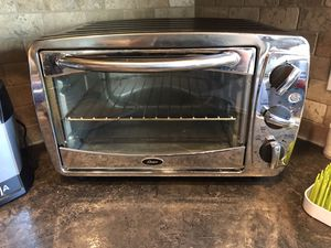 Photo Oster Stainless Steel Toaster Oven